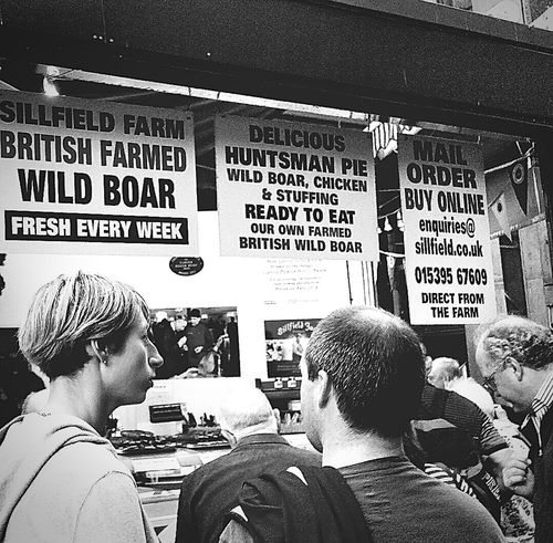 Wild Boar Meat Game Borough Market 1014 1276 London England Travelphotogrqphy Streetphotography