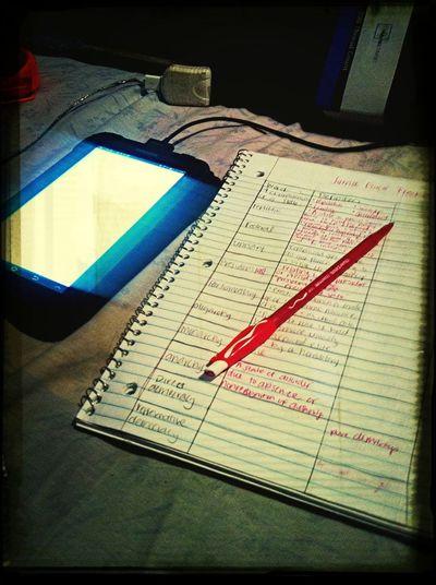 Homework & Pandora