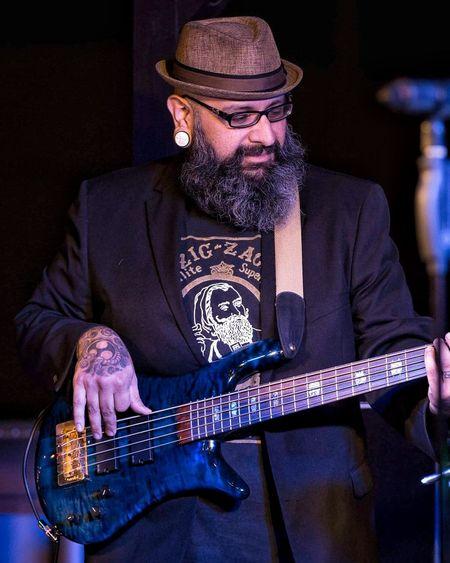 Beard Musician Myjobdoesntsuck Epifani Bass Amps Quiltedmaple Beardlife Bass Player That's Me! Beardedvillains Bass Guitar South Texas Freshness Zig-zag Herbalist Stay Green Me And My Bass Guitar
