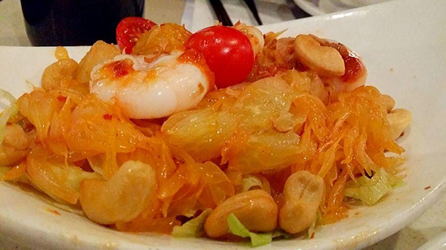 Pomelo salad Eyeem Food  Thai Food Salad Food Photography