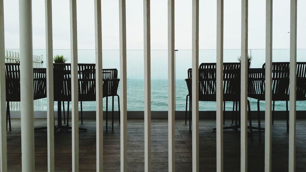 Restaurant in front of the sea Arquitecturestyle Mediterranean  Cityspaces Beach Life The Moment - 2015 EyeEm Awards