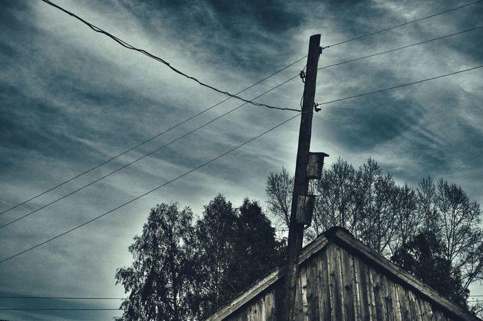 Dark Day G Skt Sky Skydark Wire облака