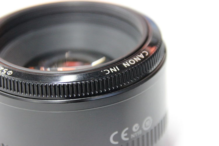 Black Color Camera - Photographic Equipment Canon Close-up No People Single Object Technology White Background