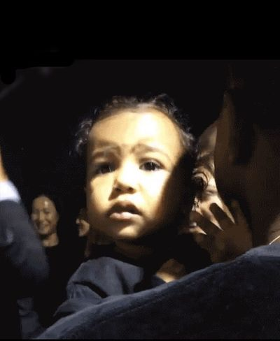 Check This Out Cheese! Beautiful Angel #Baby North West