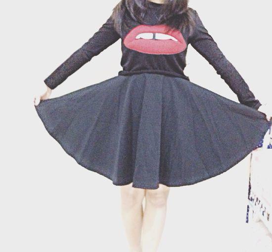 I like dis skirt?