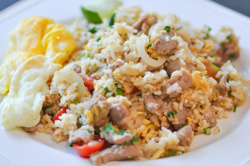 fried rice or