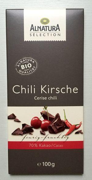 Sweet Times Check This Out Schokolade Chocolate Chili  Sugar Zucker ALNATURA Bio Kirschen  Cherry Food Food Porn Brand Ambassador