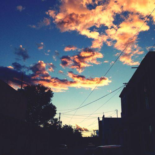 Genial el cielo de ayer ;)