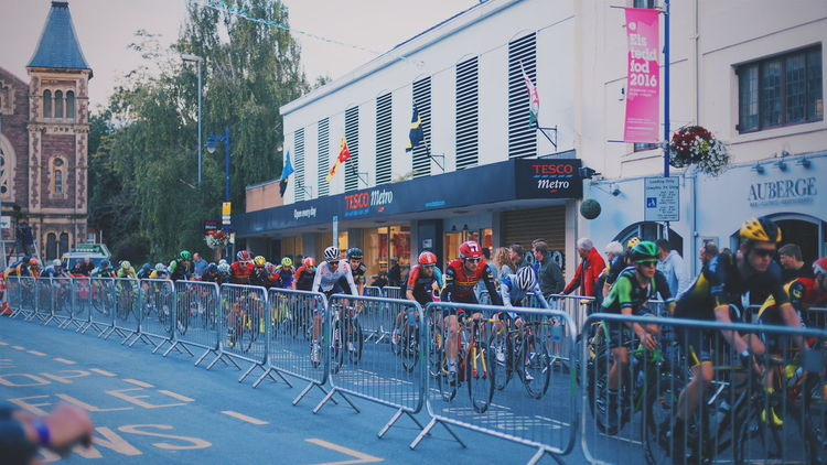 Abergavenny Cycling Elite Circuit Series
