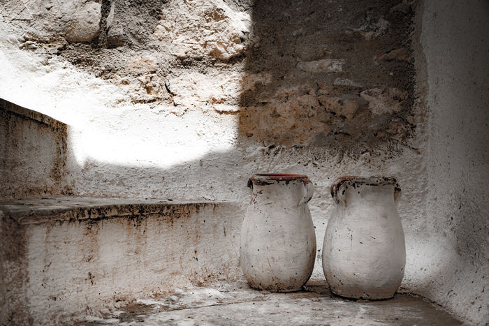 By Anna Wacker Dilapidation Abandoned Architecture Bad Condition Building Built Structure Ceramics Close-up Concrete Damaged Day Decayed Beauty Decline Deterioration Dirty History Indoors  No People Obsolete Old Pottery Run-down Wall Wall - Building Feature Weathered