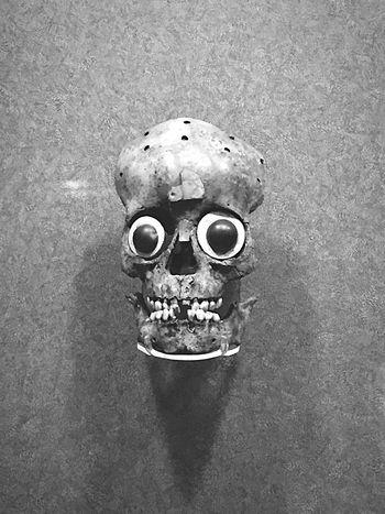 Mexica Mexica Skull Aztec Artifact Azteca Aztecs Skull Mexico City Museo De Antropologia De Chapultepec Chapultepec Mesoamerica Spooky Scary Face Ancestral Mexico Day Of The Dead Dia De Los Muertos Latin America Montezuma The Week On EyeEm