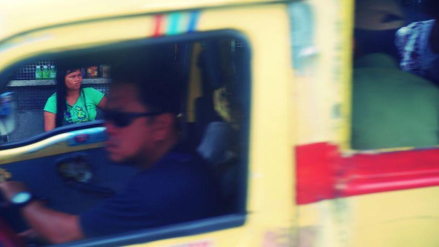 waiting Frame Within A Frame Philippines Portraits Catbalogan Freeze Frame Jeepney Streetphotography Subframing EyeEmNewHere