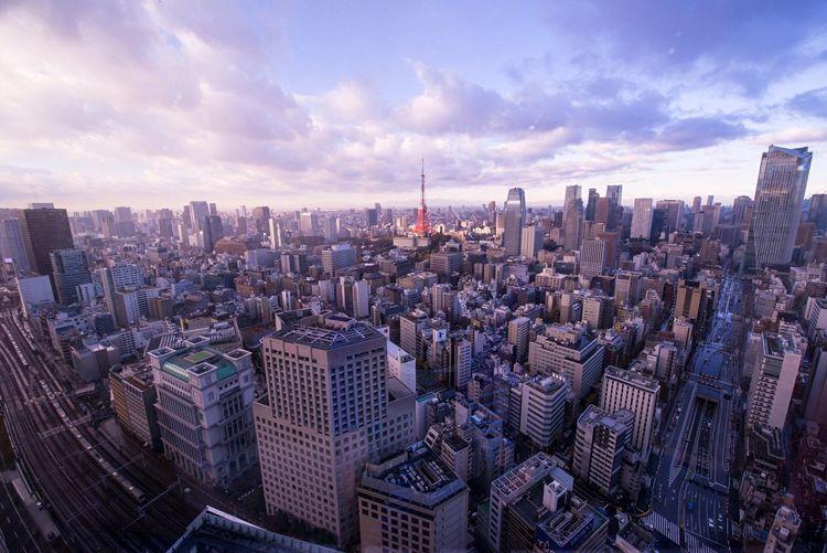 A Bird's Eye View Japan Japan Photography Japanese  Tokyo Tokyo,Japan Tokyo Tower