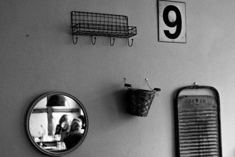 9 Black And White Blackandwhite Blackandwhite Photography Copenhagen Indoors  Kompa9 Mirror Number9 First Eyeem Photo