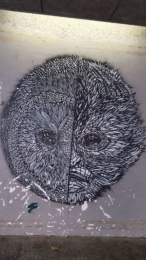 Graffiti Art Graffiti Street Art Close-up No People Urban Vibrations Adapted To The City Urban Exploration Bordeaux France