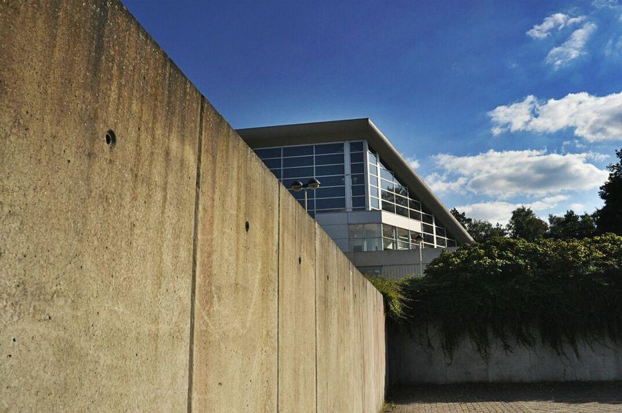 Zwembad Sportcentrum Genk Architecture