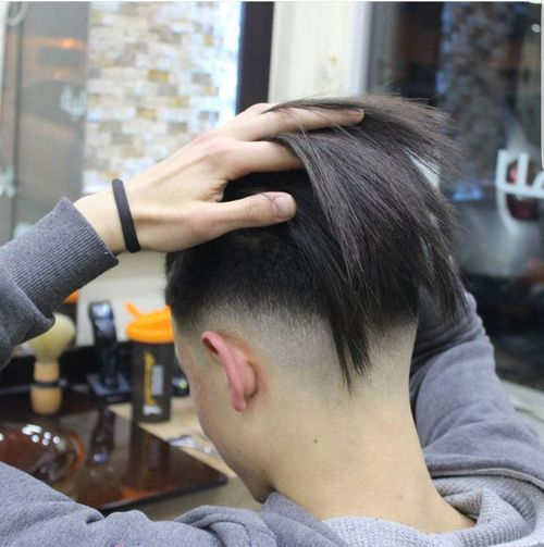 Barber#saç# Headshot Adults Only Business Finance And Industry Human Body Part Adult Only Women One Person