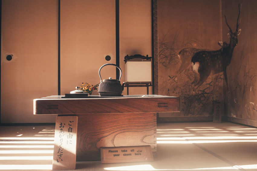 Deer Giappone Japan Japan Photography Japanese Food Japanese Culture Japanese Style Nara The Arredo Giapponese Japan Scenery Kansai Stile Style Table Tavolo Tradiction Tradizione