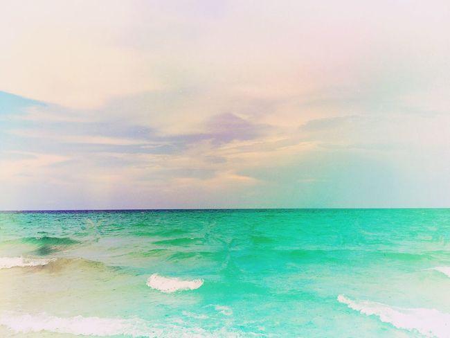 Ocean Beach Beachphotography Skyporn Sky And Clouds
