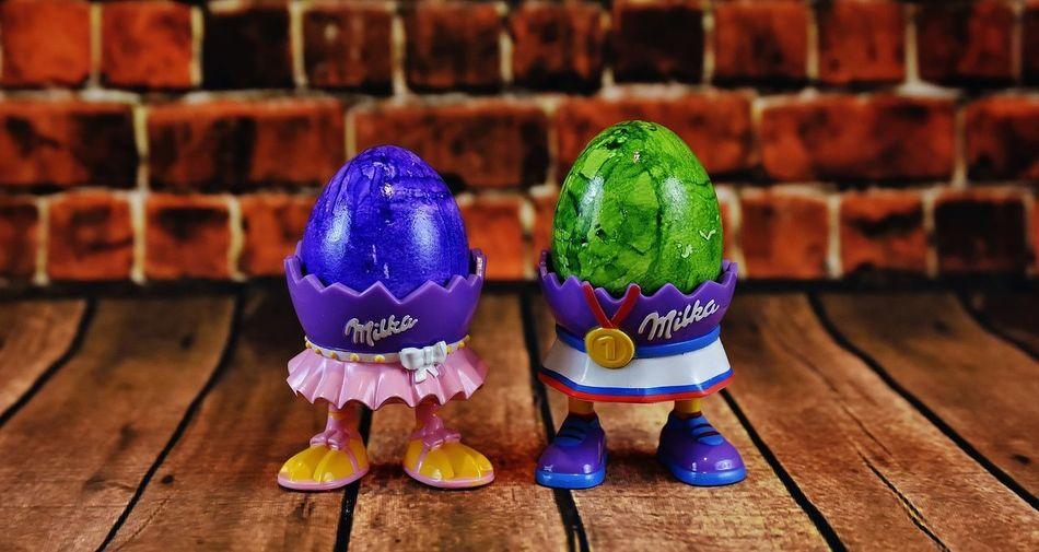Easter Easter Ready Easter Eggs Eier Ostereier Childhood Multi Colored Ostern