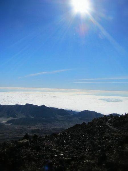 Teneriffa Del Teide Hello World Vulkan