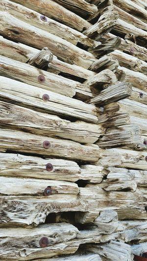 House Wood Queyras