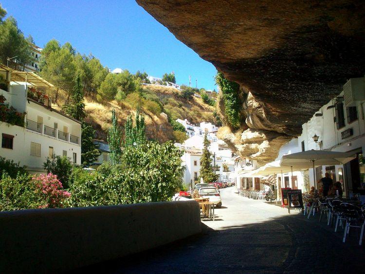 Setenil Spain Village Life Beatiful Place Rock Village Village EyeEmbestshots