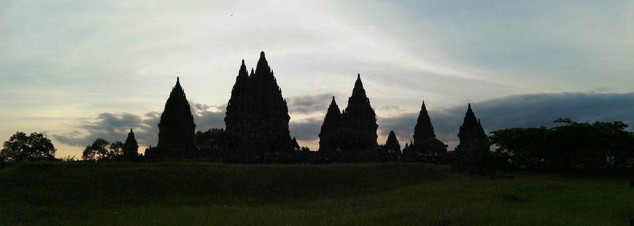 Architecture Religion No People History Temple Travel Destinations Spirituality INDONESIA Prembangan Java