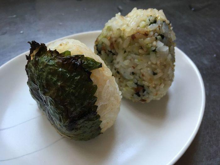 Riceball Plate