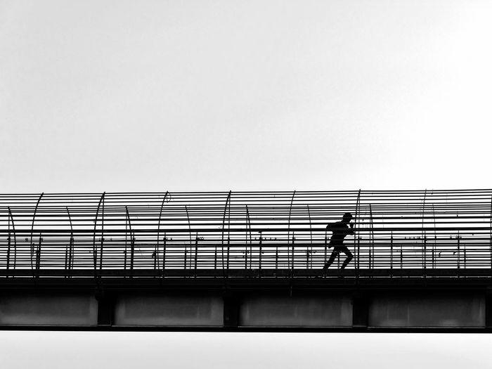 escaping Run