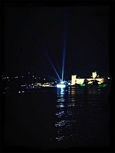 Bodrum Bodrumkalesi Night