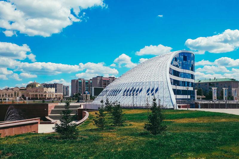 Architecture Uralsk Kazakhstan🇰🇿