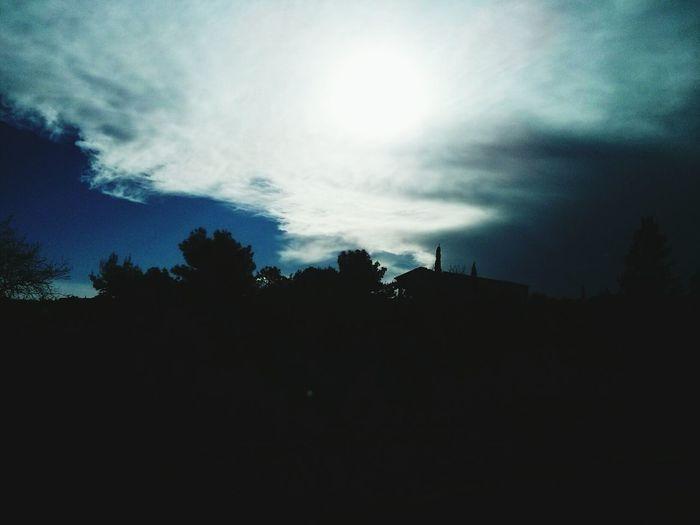 Sky Hiding the