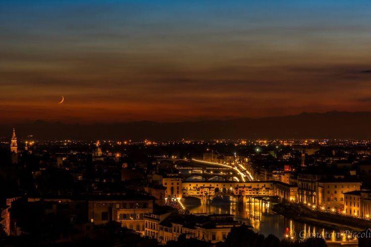 La magia di Firenze