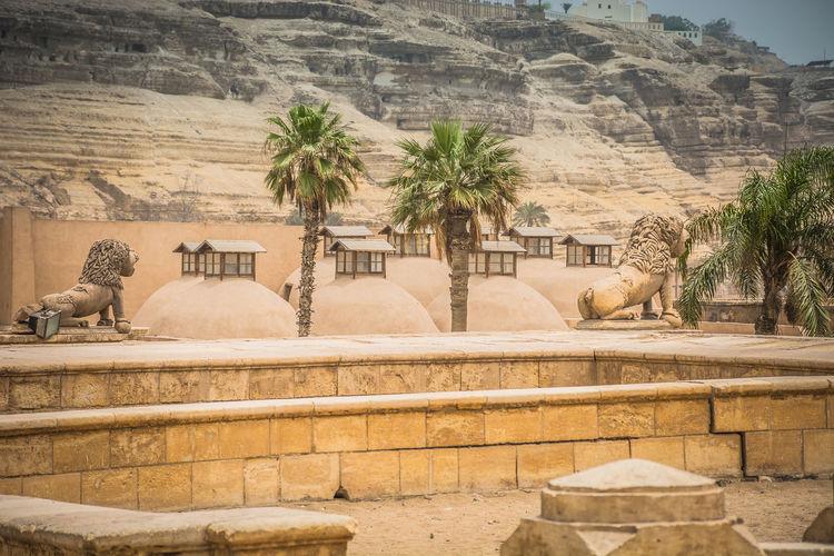 View of cairo citadel