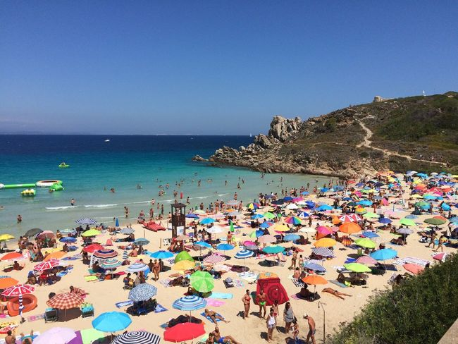 Colours Enjoying The View Enjoying The Sun Beach Sand Shades Of Blue Spiaggia Sardegna Sardegnaofficial Sardegna_super_pics Sardegnamylove Sardegnamare Mare Relaxing Santateresagallura Ombrelloni Sun Sole Sunnyday