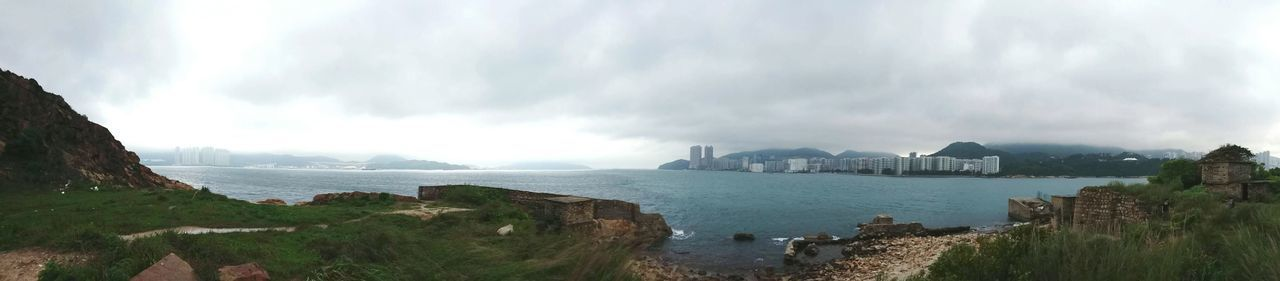 Originally a quaary in the past. HongKong Coastline Coast Quarry Pasttime Freshair