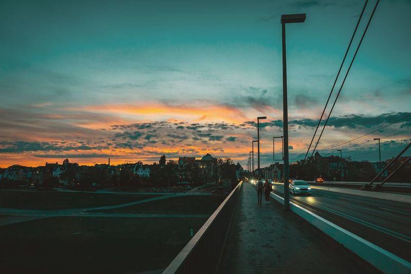 City dreams Sky