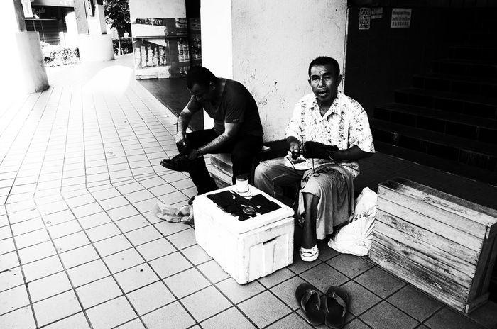 EyeEm Best Shots Snapshots Of Life Streetphotography Blackandwhite Ricohgr2 Ricohgr Ricoh Bw Highcontrast Makeportraits Portrait