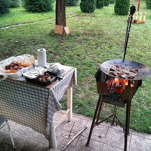 Aug 20. Grill Party :)