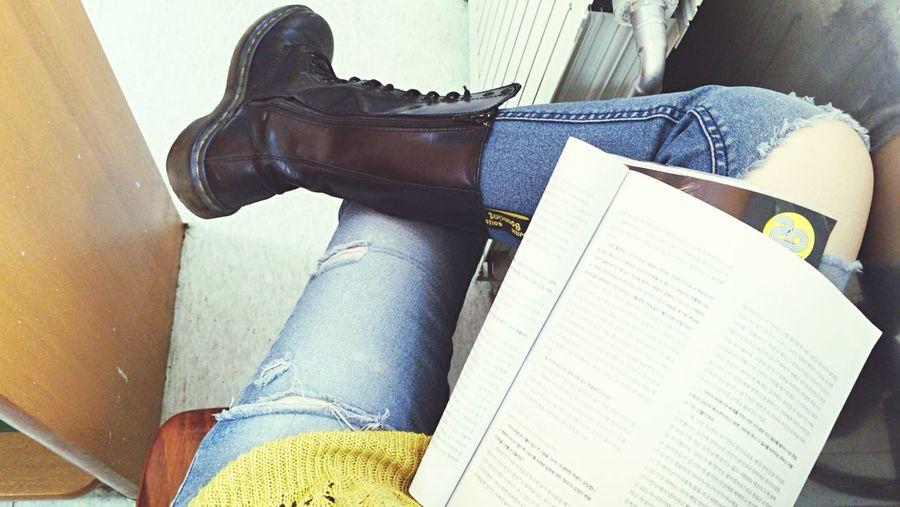 Reading Cine21