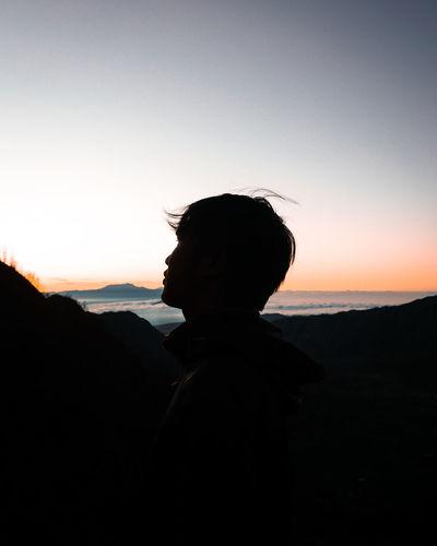 Bromo Mountain,