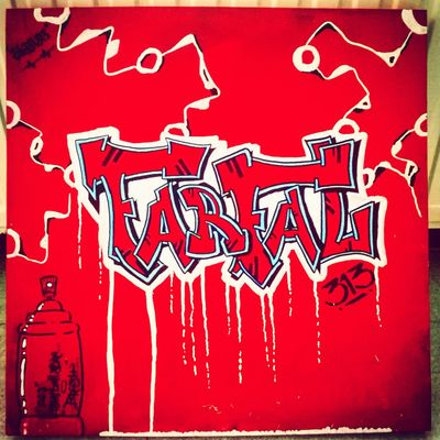 Red White Color 2017 Huaweiphotography Fs313 HuaweiP9 Streetart Urban Street Art UGS Drawing France 🇫🇷 Graffitiwall TOULOUSE TOWN Paper Currency Tag Text Eightballstore Brosh Creativity EyeEm Best Shots Farfal Graff Graffitis Lifestyles