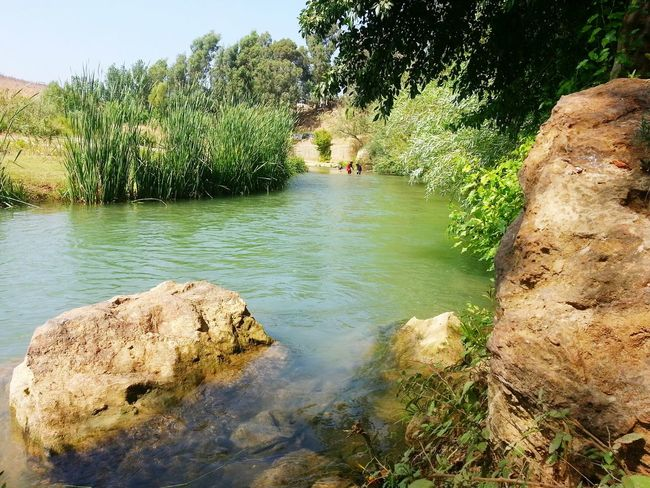 Laitani River Lebanon Nature