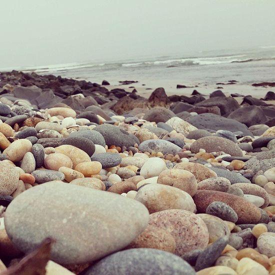 swakopmund Beach Rocks
