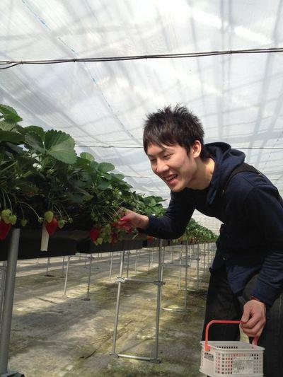 Tending To Crops