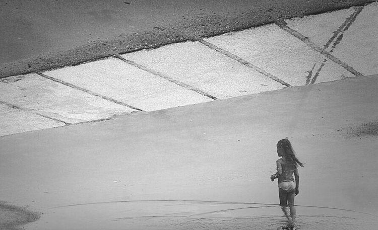 Water Reflections Blackandwhite Streetphoto_bw Monochrome