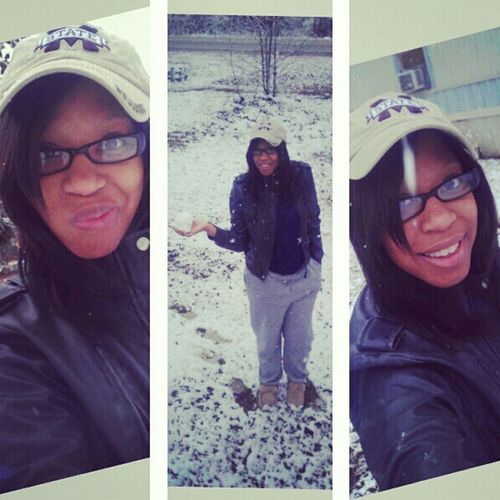 Sick In The Snow