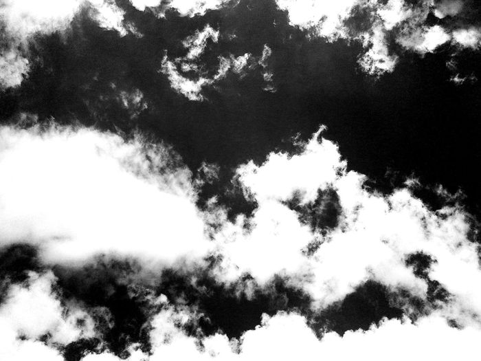 Camera : Huawei Mate S Sky Nature No People Day Cloud - Sky Sun Black And White Portrait