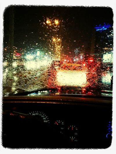 Riyadh Now Rain